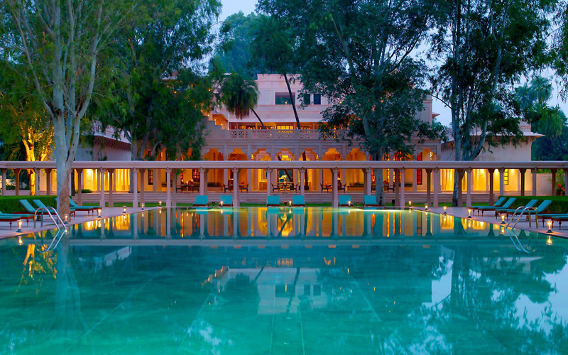 Amanbagh India - Destination Deluxe
