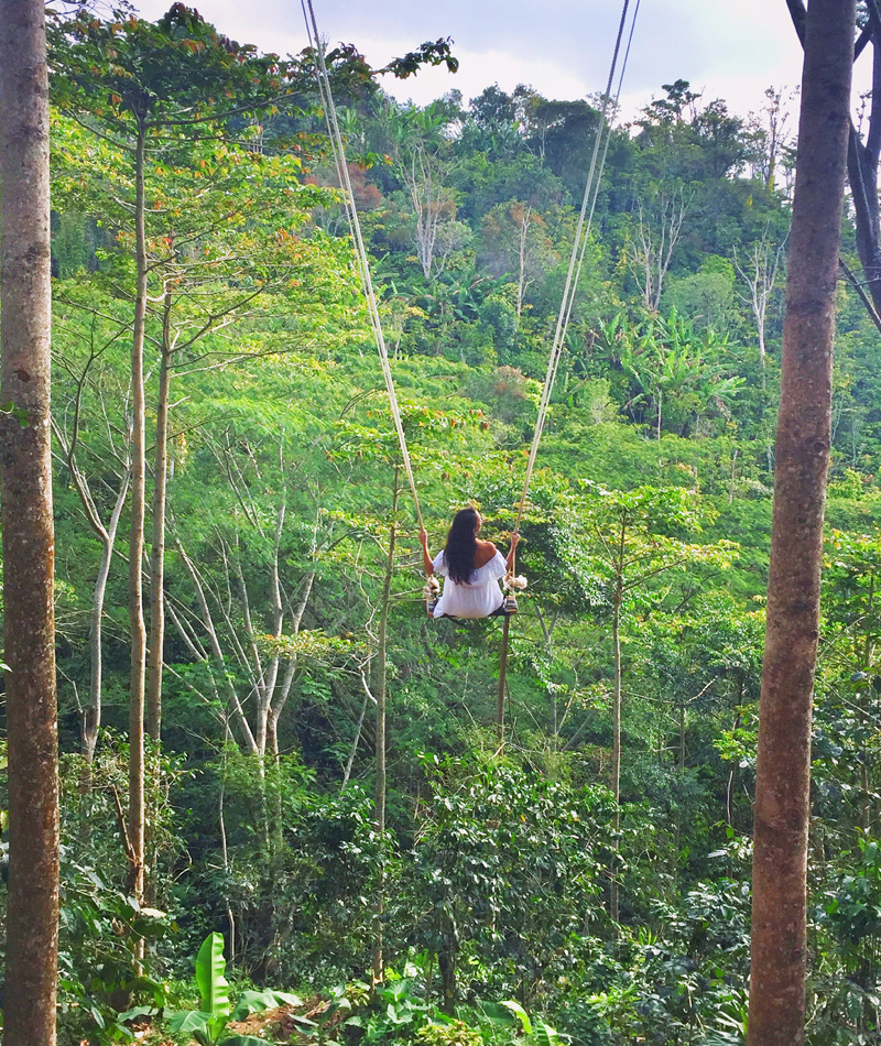 Bali Swing - Destination Deluxe