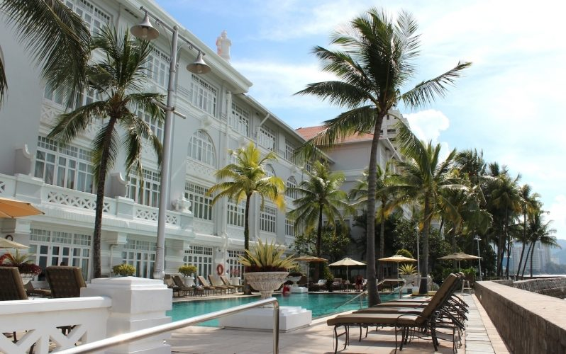 Eastern & Oriental Hotel in Penang - Destiantion Deluxe
