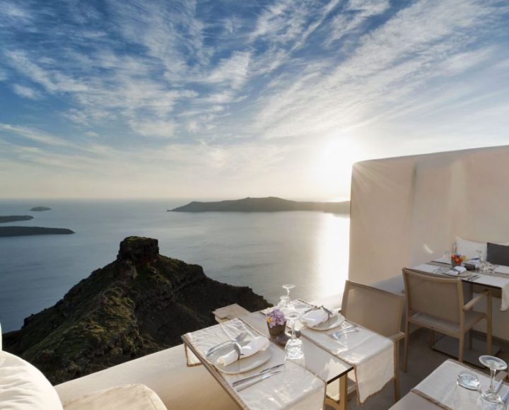 Kapari Natural Resort Santorini - Destination Deluxe