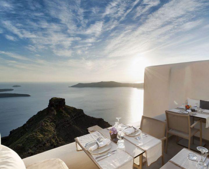 Kapari Natural Resort Santorini - Destination Deluxe
