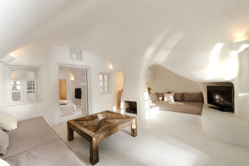 Kapari Natural Resort Santorini Suite - Destination Deluxe