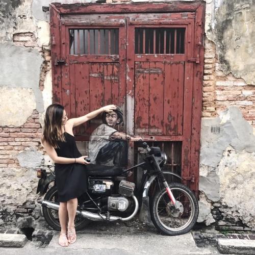 Lebuh Acheh Penang Diane Saw - Destination Deluxe