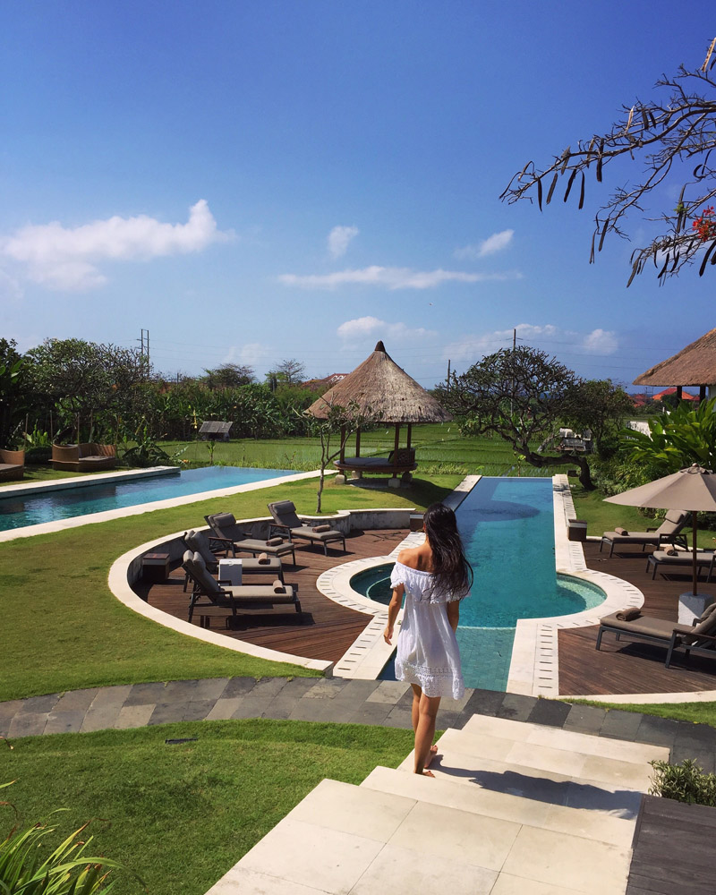 Lifestyle Retreats Bali The Samata - Destination Deluxe