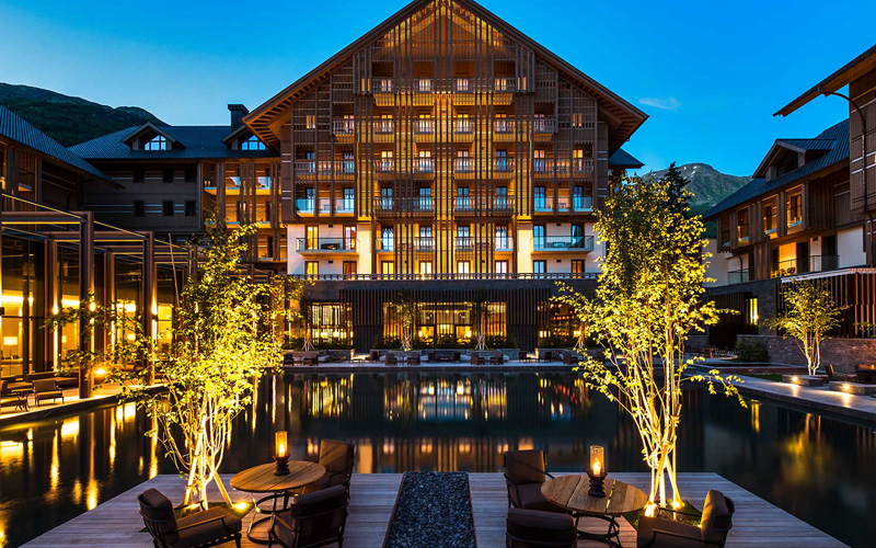 The Chedi Andermatt - Destination Deluxe