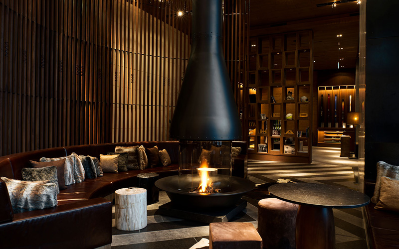 The Chedi Andermatt Fireside - Destination Deluxe