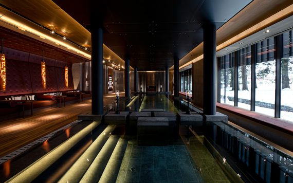 The Chedi Andermatt Spa Pool - Destination Deluxe