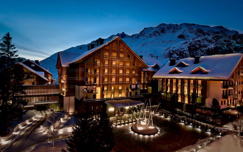 The Chedi Andermatt Winter - Destination Deluxe