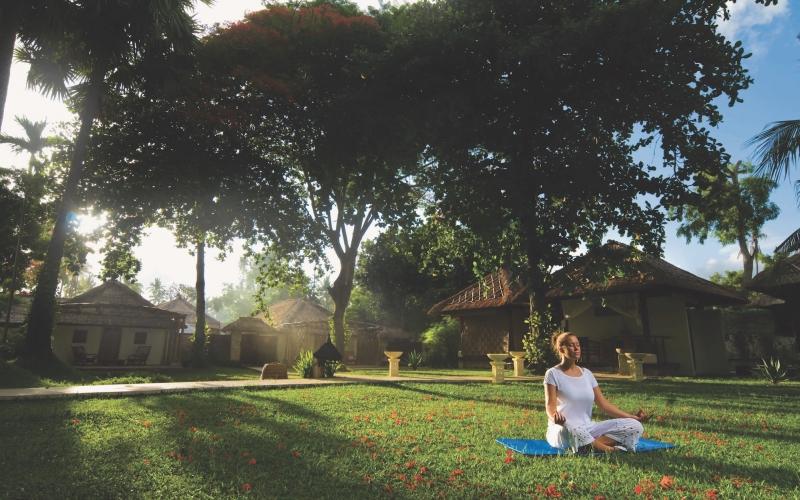 Belmond Jimbaran Puri Bali Meditation - Destination Deluxe