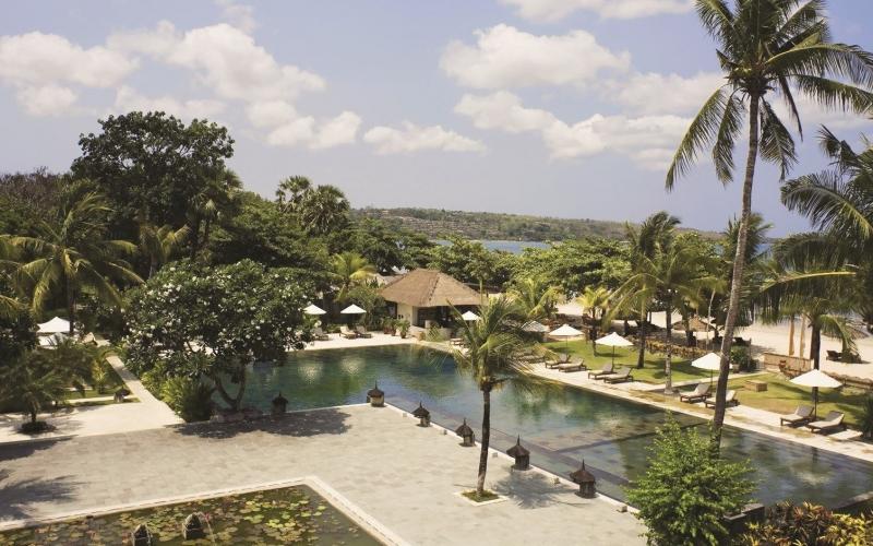 Belmond Jimbaran Puri Bali Pool - Destination Deluxe
