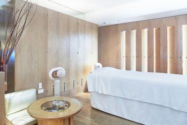 Devialet Plateau Spa Grand Hyatt - Voyage des Sens - Destination Deluxe