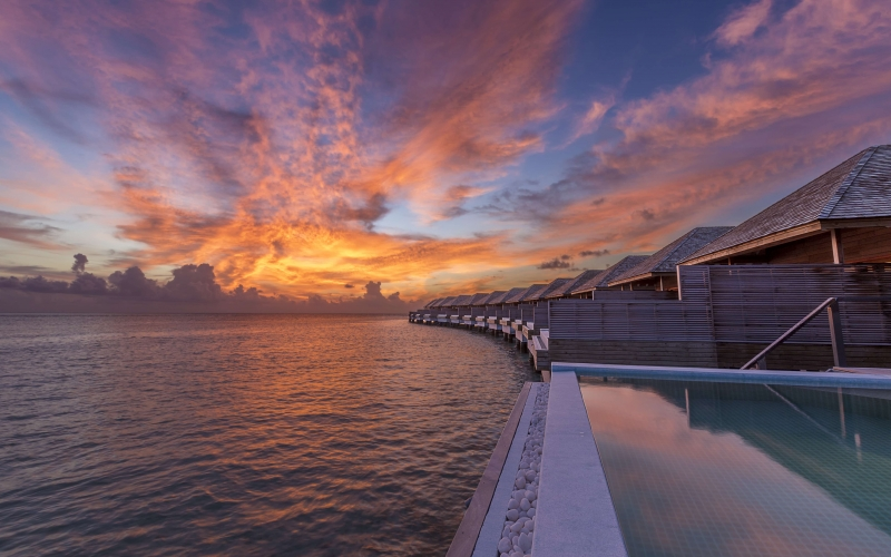 Ocean Sunset Pool Villa