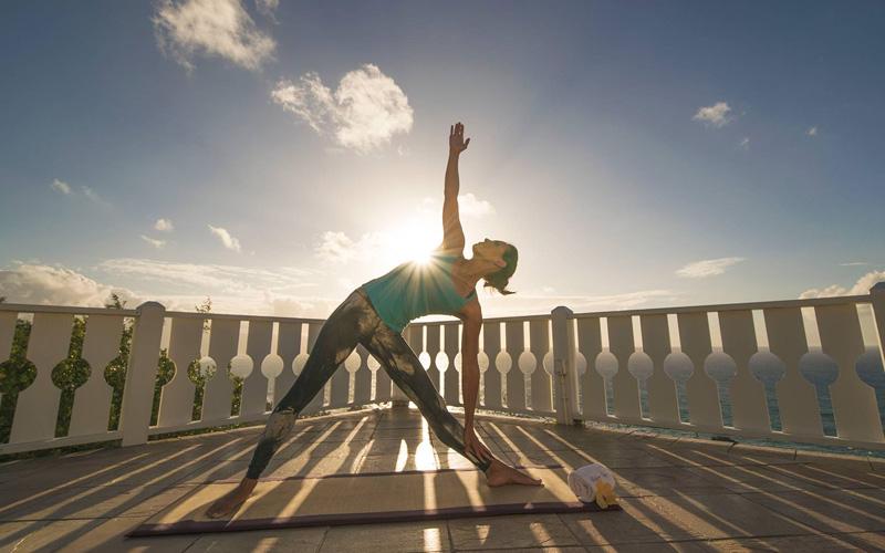 JK7 Spa Retreat Yoga - Destination Deluxe