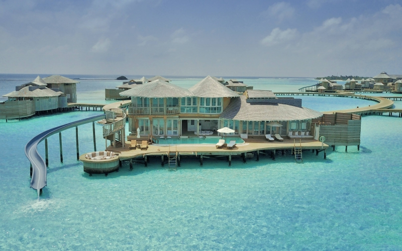 Soneva Jani Luxury Travel Maldives - Destination Deluxe
