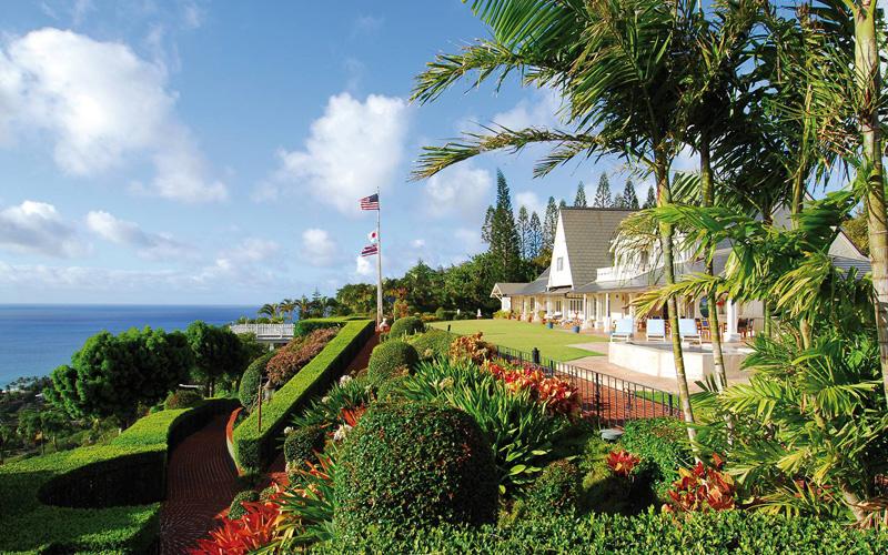 Sullivan Estate JK7 Spa Retreat Hawaii - Destination Deluxe