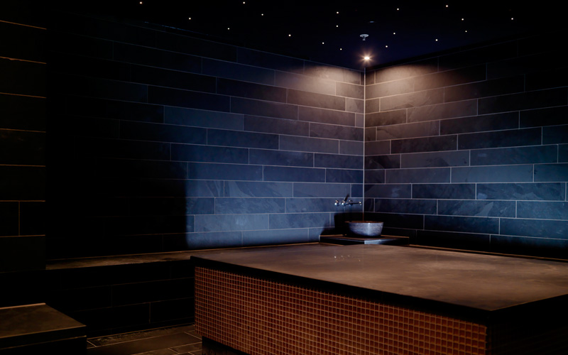 The Thief Spa Wellness Steam Room - Destination Deluxe