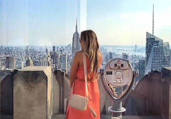 Camilla Mount New York Travel Guide - Destination Deluxe