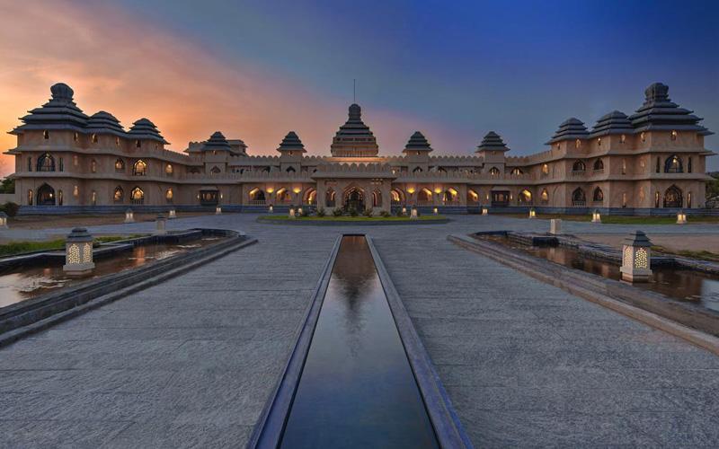 Evolve Back Kamalapura Palace Hampi - Destination Deluxe