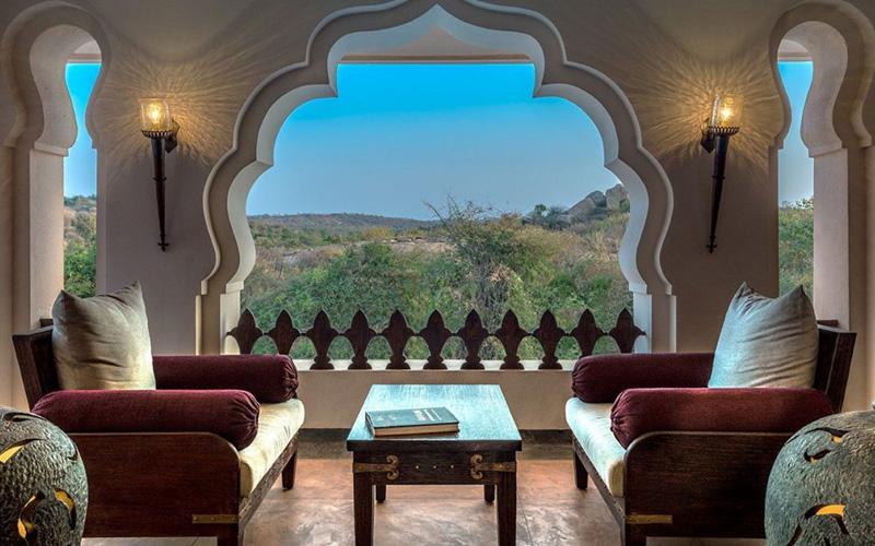 Evolve Back Kamalapura Palace Hampi India - Destination Deluxe