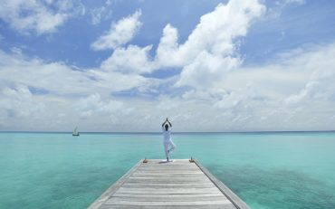 Four Seasons Maldives Yoga - Destination Deluxe