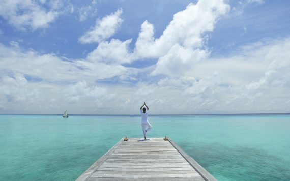 Four Seasons Maldives Yoga - Destination Deluxe