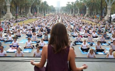 Lauren Imparato Yoga Barcelona - Destination Deluxe