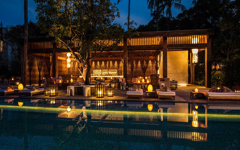 Rosewood Phuket Mai Bar - Destination Deluxe