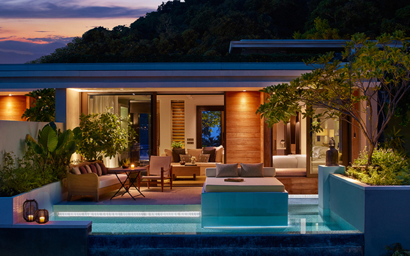 Rosewood Phuket Ocean View Pool Villa - Destination Deluxe