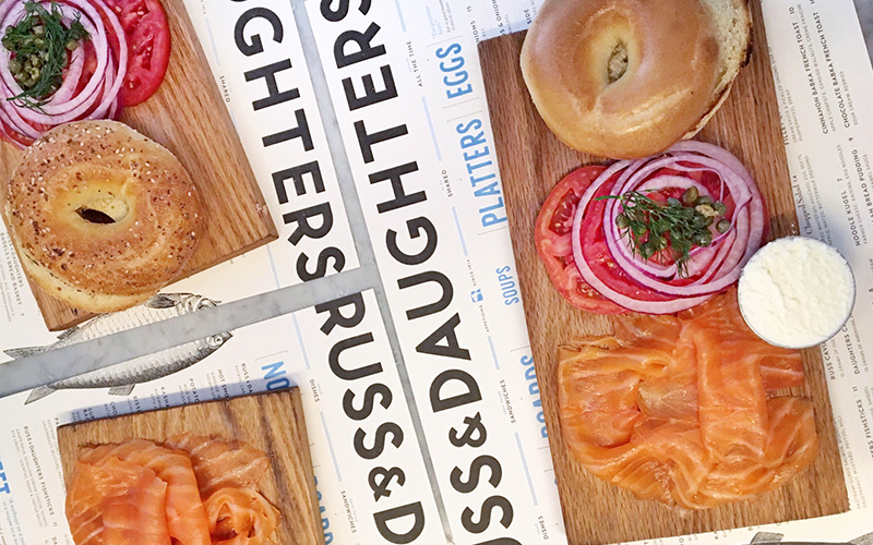 New York Travel Guide Russ & Daughters - Destination Deluxe