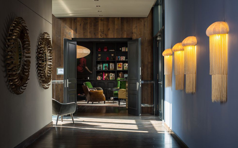 The George Hotel Hamburg Design Hotels - Destination Deluxe