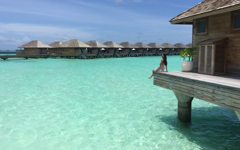 Vivienne Tang Duniye Spa Hurawalhi Maldives - Destination Deluxe