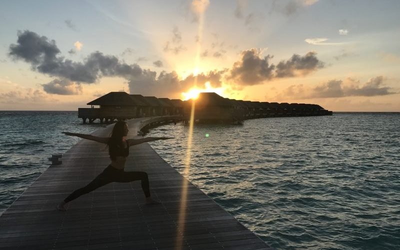 Yoga Hurawalhi Maldives - Destination Deluxe