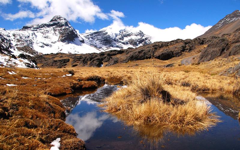 Bolivia Cumbre Y Nevados Jacada Travel - Destination Deluxe