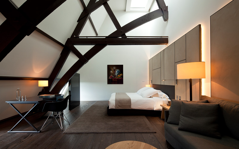 Conservatorium Amsterdam Rooftop Suite - Destination Deluxe