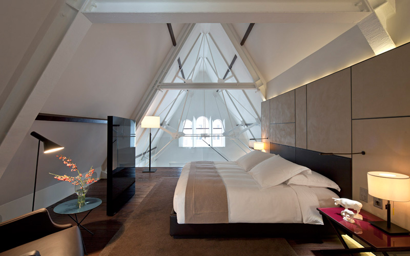 Conservatorium Hotel Amsterdam Concerto Suite - Destination Deluxe