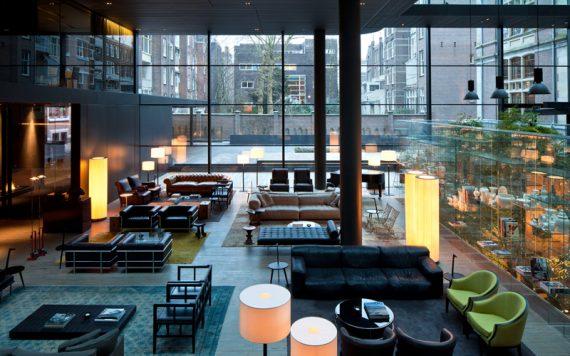 Conservatorium Hotel Amsterdam - Destination Deluxe