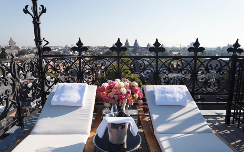 Conservatorium Hotel I Love Amsterdam Suite - Destination Deluxe