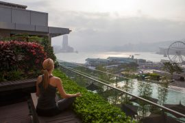 Four Seasons Hong Kong Masters of Wellness - Destination Deluxe