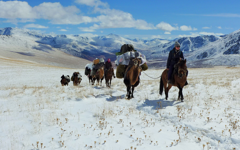 2018 Bucket List Mongolia Whistling Arrow - Destination Deluxe