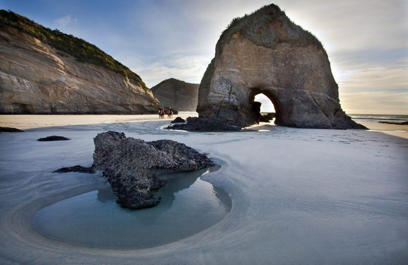Nelson Tasman Wharariki Beach New Zealand - Destination Deluxe
