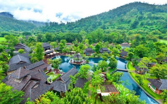 Surrender Healing Retreat Sibsan Resort and Spa Chiang Mai, Thailand - Destination Deluxe