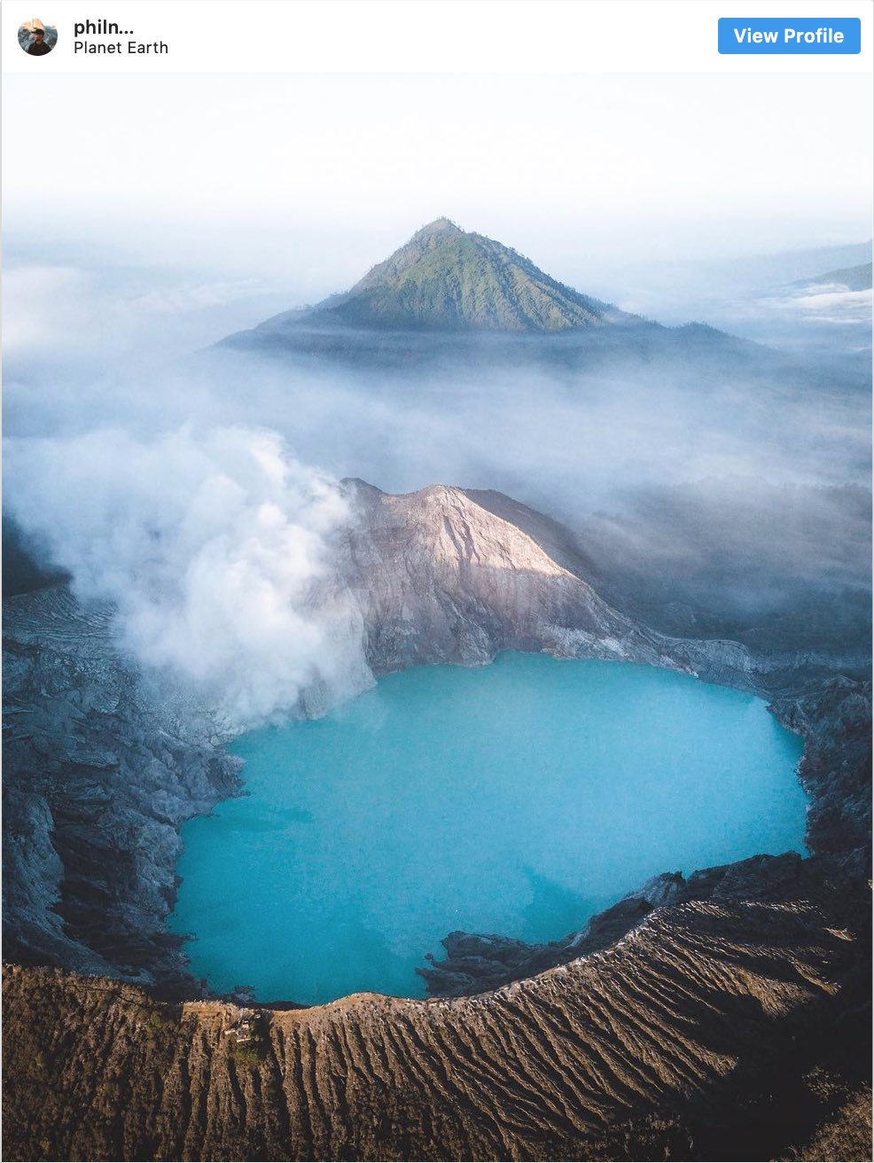 Instagram Spots Mount Ijen - Destination Deluxe