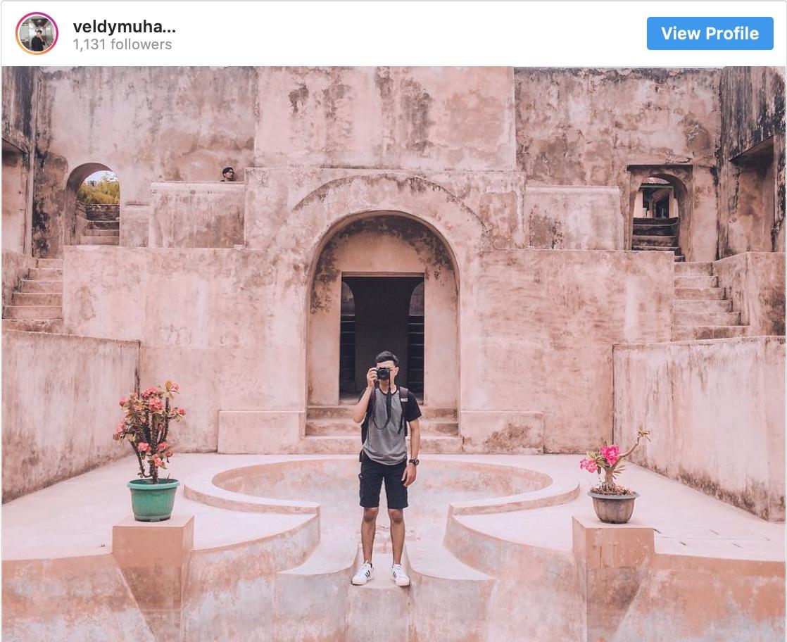 Instagram Spots Situ Warungboto - Destination Deluxe