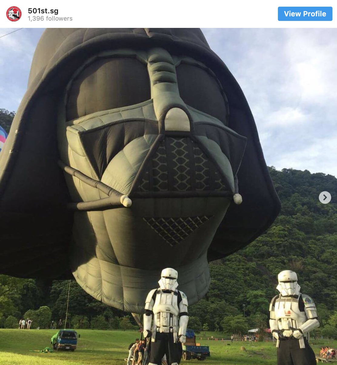 Instagram Spots Taiwan Hot Air Balloon Festival - Destination Deluxe
