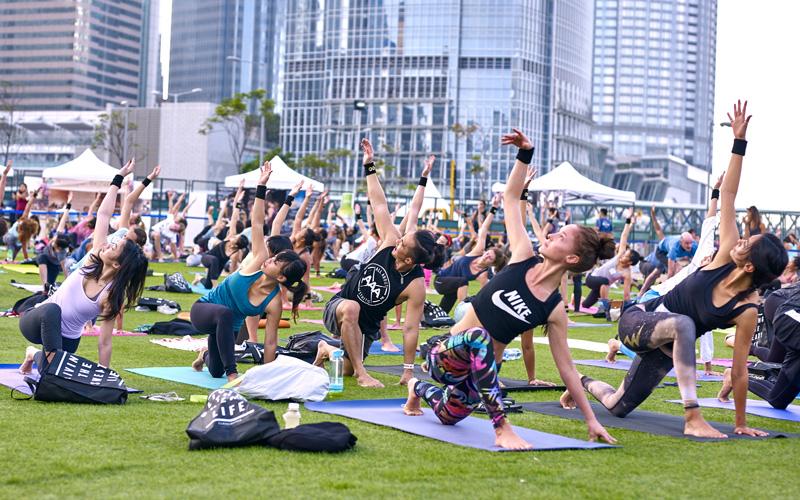 Iris Festival Hong Kong Yoga and Wellness - Destination Deluxe