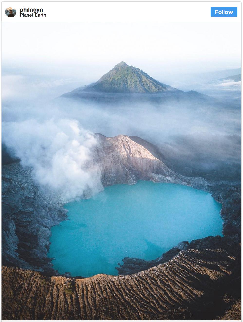 Wandersnap Mount Ijen - Destination Deluxe