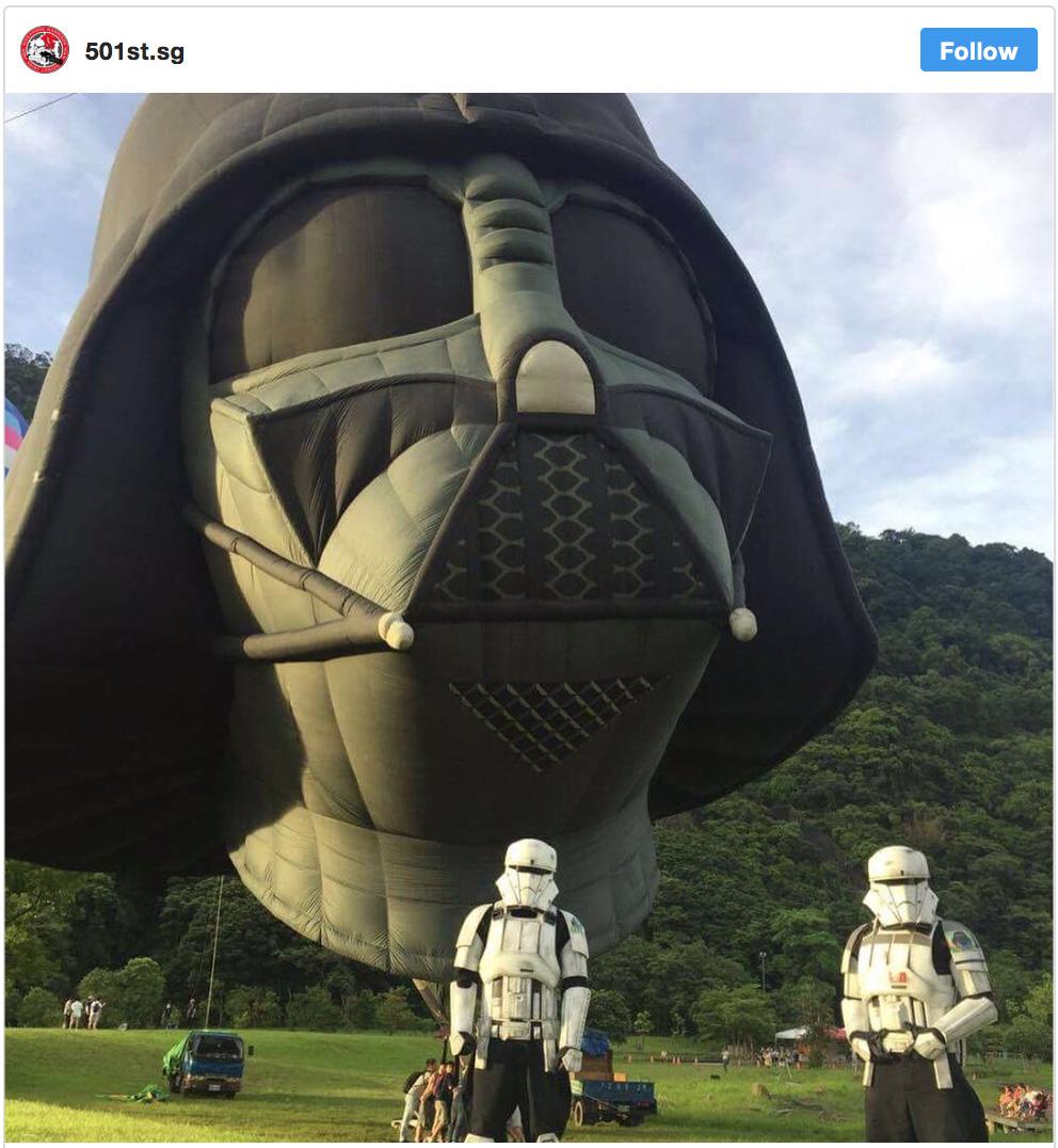 Wandersnap Taiwan International Hot Air Balloon Festival - Destination Deluxe