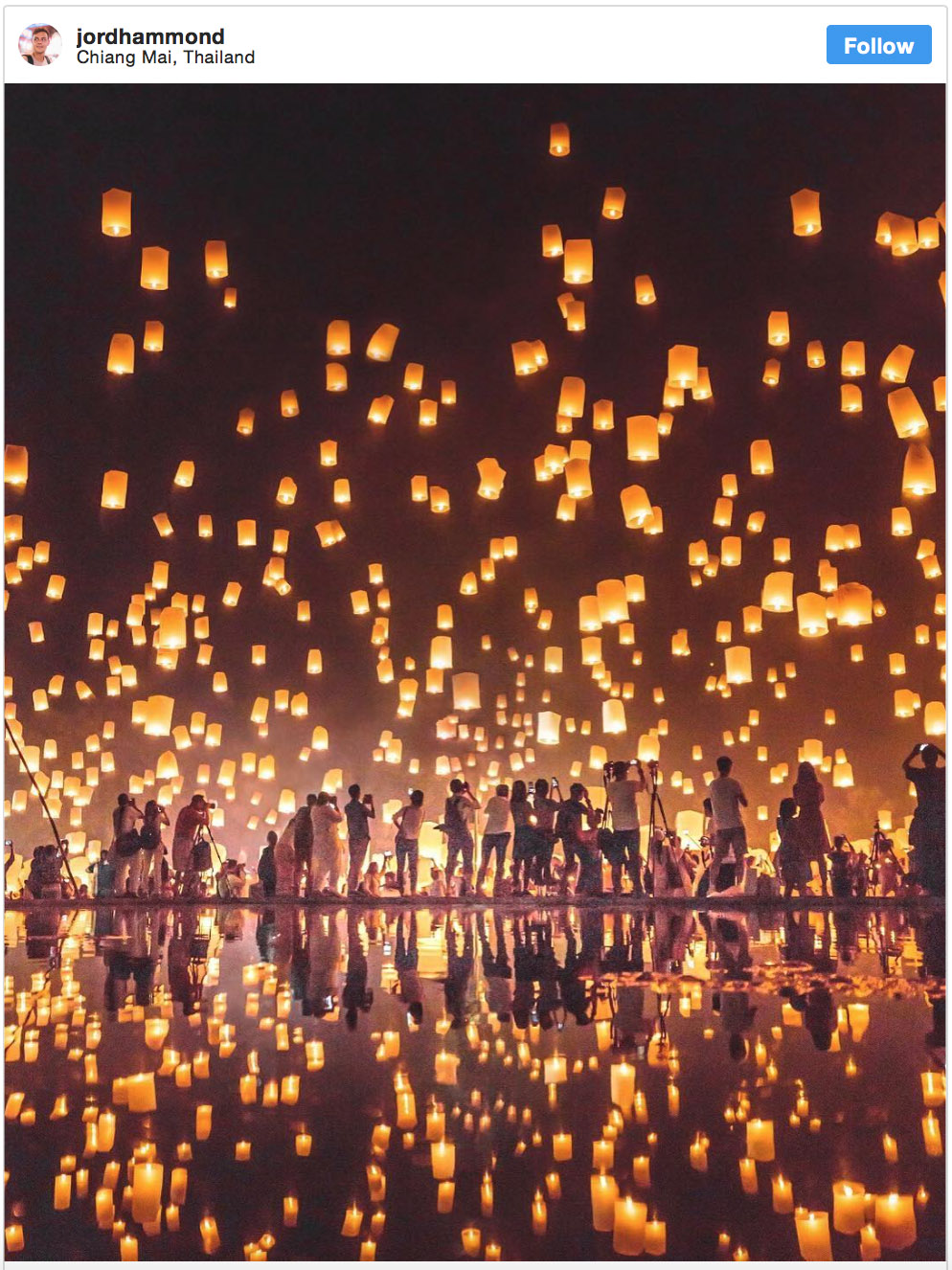 Yee Peng Lantern Festival – Chiang Mai - Destination Deluxe