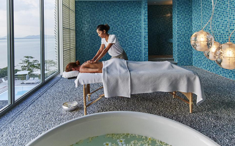 COMO Point Yamu Phuket Spa - Destination Deluxe