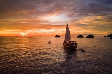 Sequoia Yacht Raja Ampat Coral Triangle Safaris - Destination Deluxe